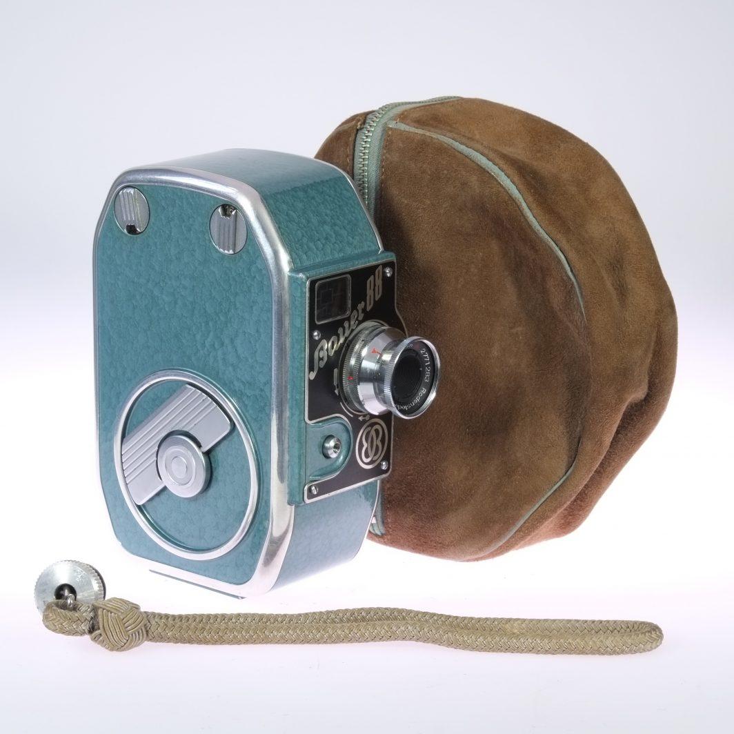 8-mm-Kameras