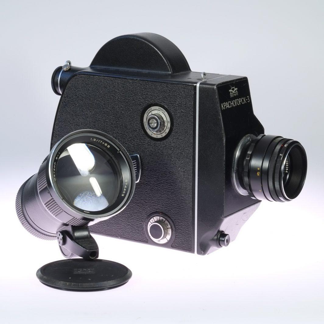 16-mm-Kameras